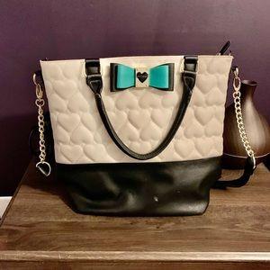 Betsy Johnson crossbody bag